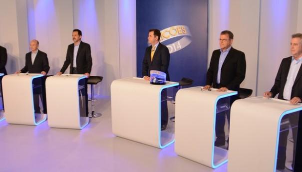 Debate entre candidatos ao Governo do GDF