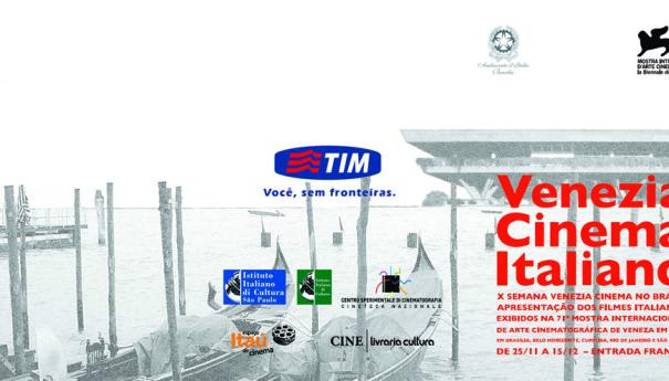X Semana Venezia Cinema no Brasil