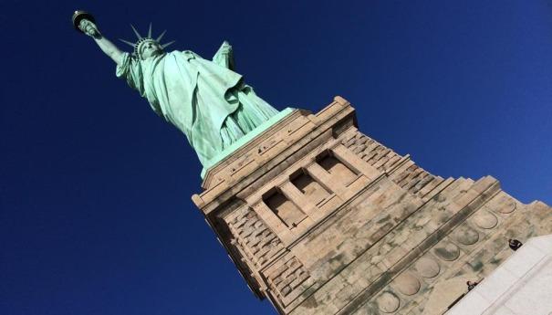 I'll be back, para o natal em Nova York