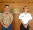 Embaixada do Peru recebe ASCOP/CBMDF