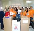 Campanha de Inverno arrecada duas toneladas de donativos