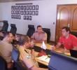 ASCOP / CBMDF recebe visita da Delegação de Bombeiros do Estado do Paraná