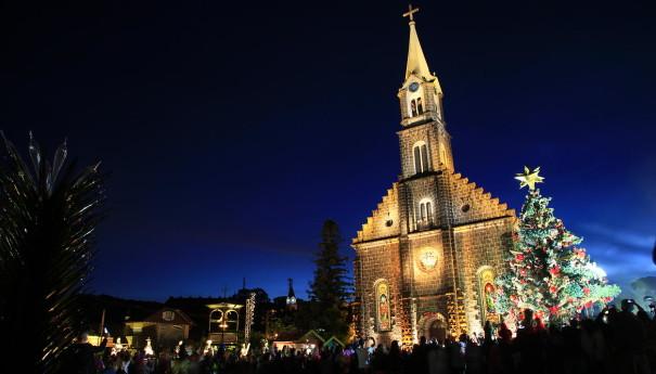 Natal Luz de Gramado com a Cultura Viagens