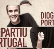 Diogo Portugal apresenta o Stand Up Partiu Portugal